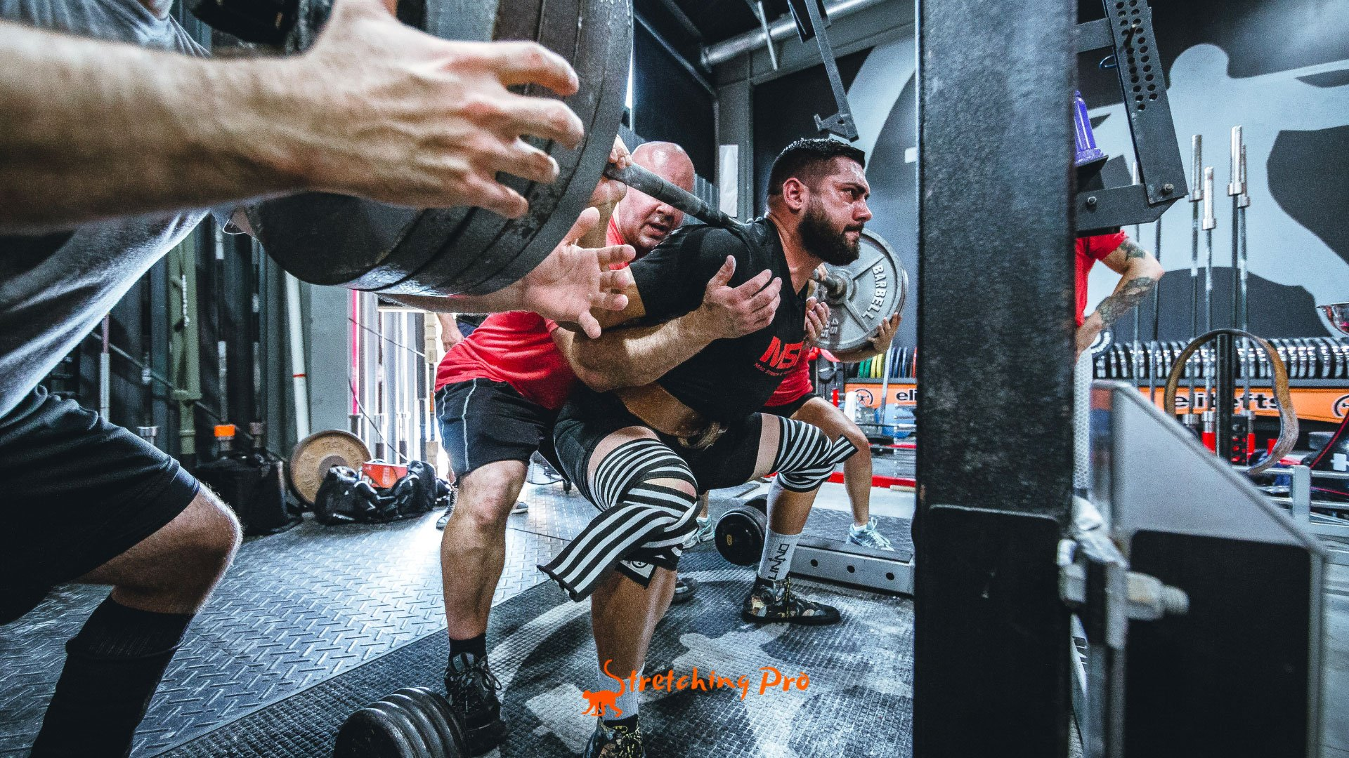 stretchingpro-étirements-powerlifting-squat